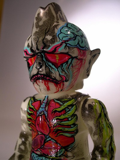 Lamour Supreme Custom Mutant Head
