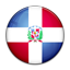 Flag of Dominican Republic PNG Icon