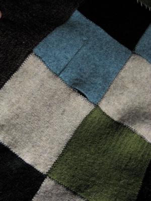 Felt Blanket oops 2