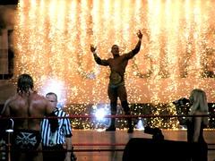 Randy Orton's Entrance