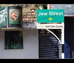 Jew street