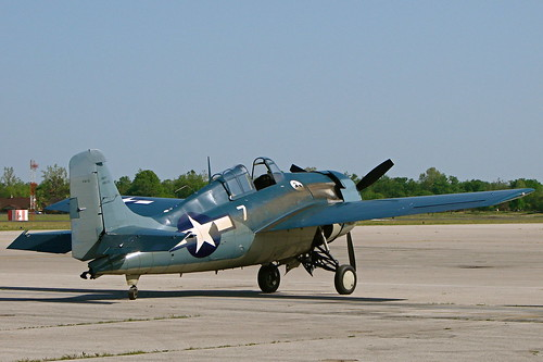 Warbird picture - Eastern Aircraft FM-2 (Grumman F4F) Wildcat