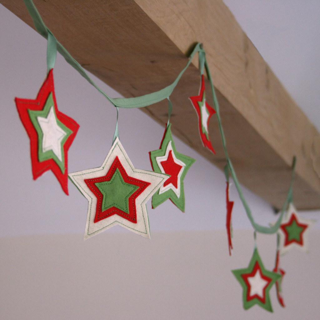green star bunting 1
