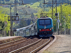 Trenitalia E464.300 (Maurizio Boi) Tags: railroad italy train rail locomotive railways treno trenitalia ferrovie locomotiva e464