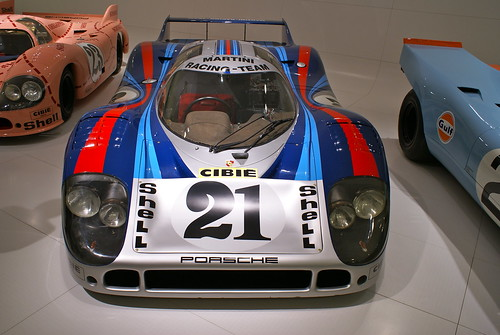 Porsche 917 / Martini Racing Team por kweinland.