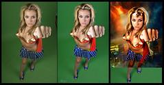 Postproducción Digital. Wonder Woman. Photoshop (Juan Camilo Bedoya Vargas) Tags: woman girl photoshop wonder digitalart super linda wonderwoman carter supergirl retouch maravilla lindacarter mujermaravilla catapiz camilobedoya camyzeta