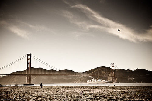 A Day With My Kite by Justin Korn