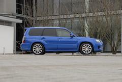 Subaru Forester STI - 30 (Roadsternumber6) Tags: subaru sti colins forester