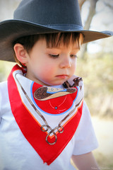 Cowboy Hank (teneightcreative) Tags: portrait baby field barn toddler cowboy texas child boots farm country jeans barbedwire denim bandana hillcountry a200 cowboyhat escalante adria cowboyboots adriaescalante teneightcreative