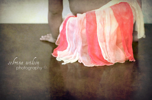 a year of mornings 55:365-Pretty Pink Tutu