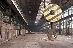 VEB Stahlwerk Hennigsdorf (jrej www.gregoirec.com) Tags: abandoned industry germany ruins industrial pentax decay steel roller ddr brandenburg gdr stahl urbex walz hennigsdorf stahlwerk veb walzwerk smcpfa35mmf20al k100dsuper