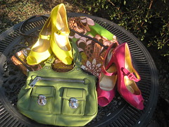 Bright Bags & Shoes