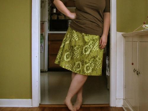 Incentive skirt