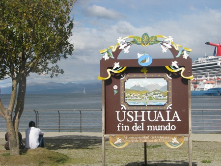 Ushuaia, End of the Earth