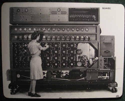 US Navy Cryptanalytic Bombe