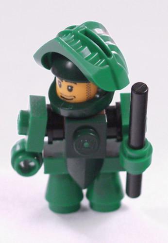 Kentis Junior minifig mini knight