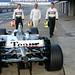 Alex lloyd,Lewis Hamilton and Jamie Green