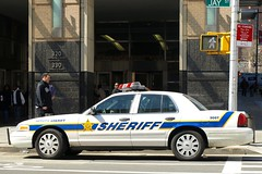 Deputy Sheriff Police Car, Brooklyn, New York City (jag9889) Tags: county city nyc family blue ny newyork ford car brooklyn court automobile police deputy kings transportation vehicle borough newyorkstate sheriff department lawenforcement nys supreme jaystreet cityofnewyork sheriffsoffice
