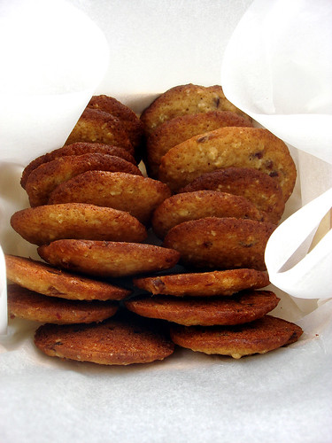 Dattel-Cognac-Cookies