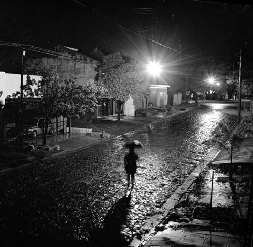 Wet street 2