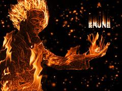 Ahora si se me quemaron las neuronas! (Eru!!) Tags: las fire se le fuego cabello pensamientos craneo neuronas quem erune quemaron
