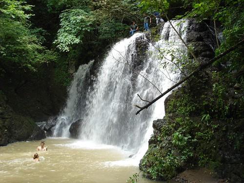 cascada , Huizucar