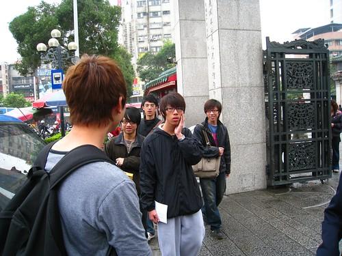 980410龍山寺半日遊
