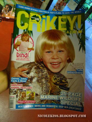 robert magazine