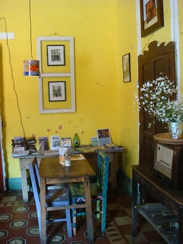 Café Y Tu Piña Tambien, Antigua - Guatemala.