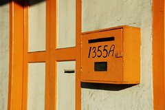 letter box (KC Toh) Tags: door box number letter    1335