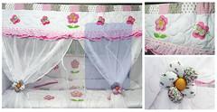 Kit Flores e Borboletas (Atacadão do Bebê) Tags: infantil kits bebê quarto criança enxovalinfantil atacadaodobebe