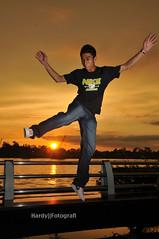 Helmi (Suhardy Photography) Tags: nikon sarawak sibu d300 strobist sb900 hardy||fotografi
