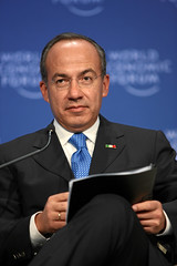 Felipe Calderon - World Economic Forum Annual Meeting Davos 2009