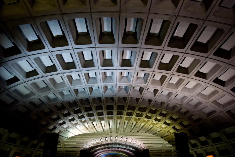 metro light