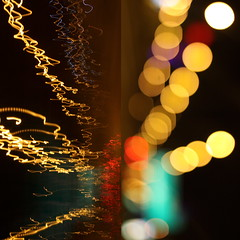 round trip:  120/365 (helen sotiriadis) Tags: car night canon lights airport highway published bokeh trails athens greece 365 canonef50mmf14usm   attikiodos  canoneos40d  toomanytribbles ministractpotd