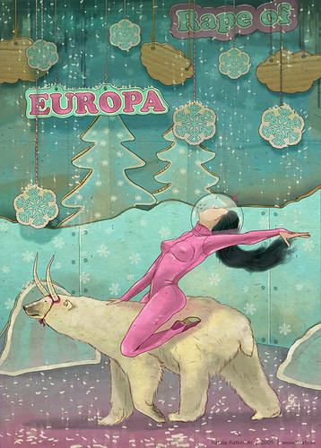 Theatre: Rape of Europa
