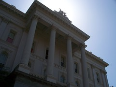 Capitol Building in Sacramento