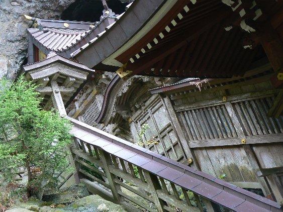 200611隠岐焼火神社