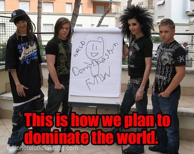 Tokio Hotel Funny Quotes  por Tokio Hotel Official.