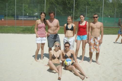 Beachvolleyball Meisterschaften