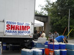 Iowa City Shrimp Truck