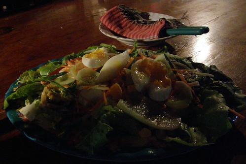 176.Anouxsa Guesthous的晚餐:寮式沙拉