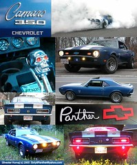 """68 """"Panther"""" the Camaro Prototype's name (sixty8panther) Tags: blue black hot classic chevrolet hardtop 1969 nova car am high gm general 1st muscle unique small ss performance craft chevelle camaro chevy lee whip firebird rod hazzard motor block 1968 hemi mustang tight 69 trans popular crate gen corvette panther cougar cuda generation barracuda xr7 v8 hazard challenger dukes sunroof jalopy beater 68 z28 scca moonroof ttop fbody ss350 ss396 rodding of xbody zl1 zz3 sixty8panther sixty8"""
