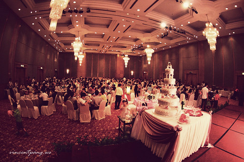 Chee Kien & Juliana Wedding Dinner