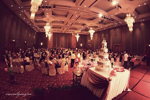 Chee Kien & Juliana Wedding Dinner
