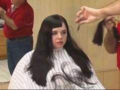 headshave - 2009-06-02_113506 (bob cut) Tags: ladies haircut sexy girl happy bald shave razor headshave
