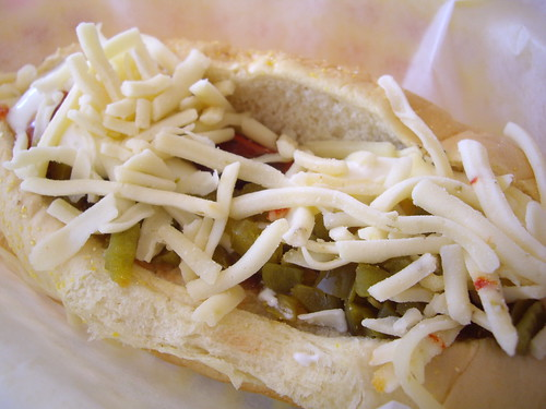 South of the Border Hot Dog