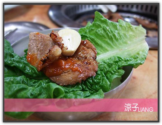 韓式炭火燒肉 道地小菜11