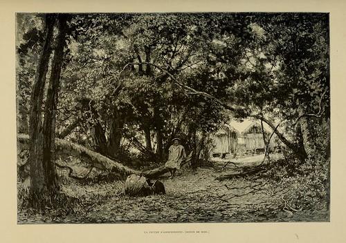 007-El tonto de Ambodinisiny-Madagascar finales del siglo XIX