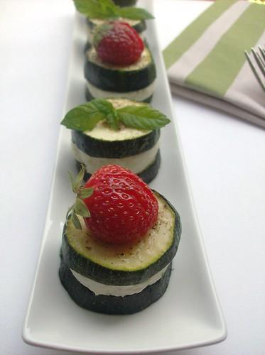 Zucchine e ricotta gratinate